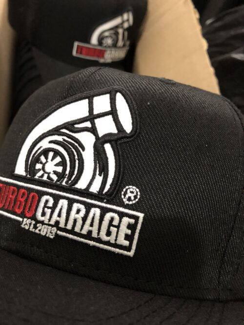 Boné Turbo Garage oficial 5