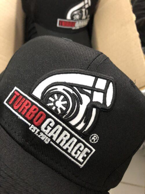 Boné Turbo Garage oficial 3