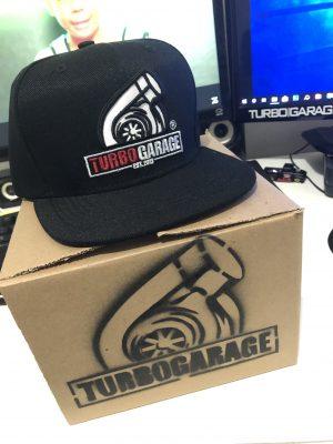 Boné Turbo Garage oficial 1